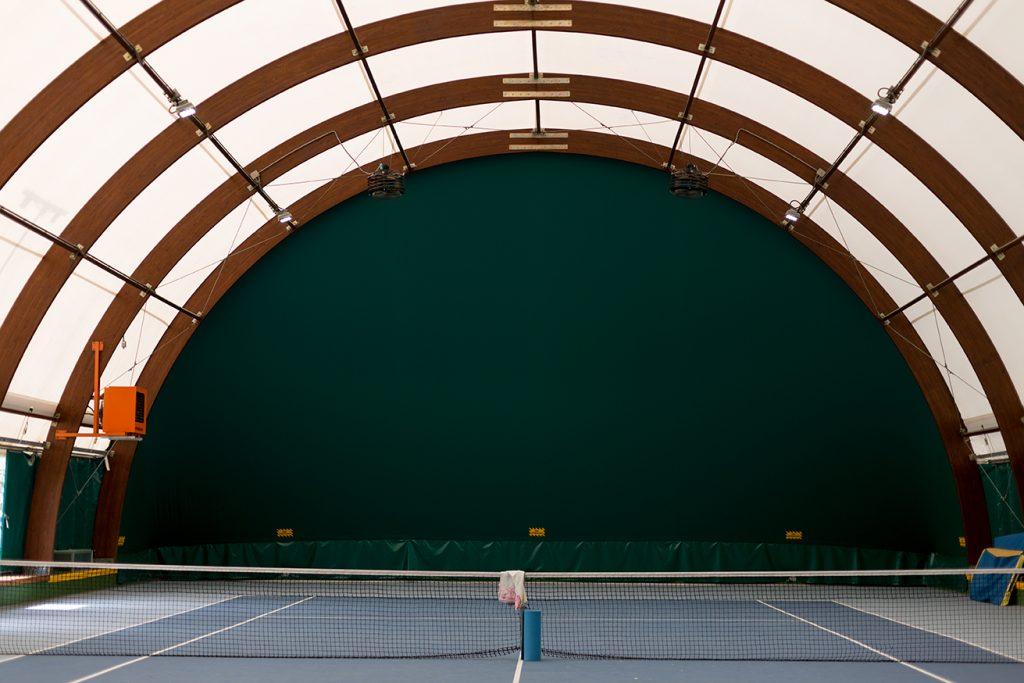 Produzione di paddle tennis gim par padel